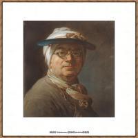 法国著名静物画家夏尔丹Jean Baptiste Siméon静物画巨匠夏尔丹油画作品高清图片 (1)