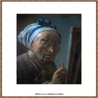 法国著名静物画家夏尔丹Jean Baptiste Siméon静物画巨匠夏尔丹油画作品高清图片 (61)
