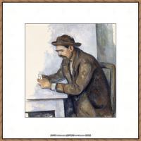 法国著名画家保罗塞尚Paul Cézanne印象派油画作品高清图片塞尚静物画塞尚风景画图片 (120)