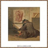 法国著名静物画家夏尔丹Jean Baptiste Siméon静物画巨匠夏尔丹油画作品高清图片 (13)