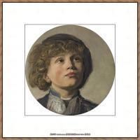 荷兰17世纪著名肖像画家德克哈尔斯Dirck Hals油画人物作品高清图片 (26)