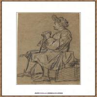 法国著名静物画家夏尔丹Jean Baptiste Siméon静物画巨匠夏尔丹油画作品高清图片 (4)