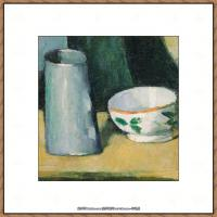 法国著名画家保罗塞尚Paul Cézanne印象派油画作品高清图片塞尚静物画塞尚风景画图片 (144)