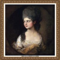 英国画家托马斯庚斯博罗Thomas Gainsborough肖像画家及风景图片 (20)