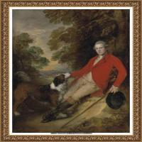 英国画家托马斯庚斯博罗Thomas Gainsborough肖像画家及风景图片 (2)