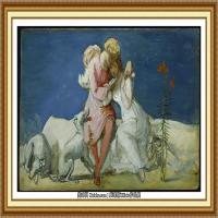 十九世纪英国画家约翰埃弗里特米莱斯John Everett Millais拉斐尔前派画家 (21)