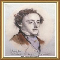 十九世纪英国画家约翰埃弗里特米莱斯John Everett Millais拉斐尔前派画家 (1)