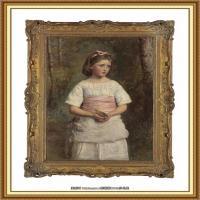 十九世纪英国画家约翰埃弗里特米莱斯John Everett Millais拉斐尔前派画家 (17)