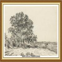 阿尔弗莱德西斯莱Alfred Sisley法国印象派画家世界著名画家风景油画高清图片 (47)