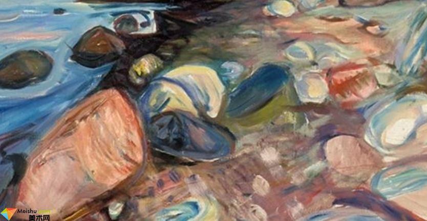 愛德華·蒙克Edvard Munch-作品展(一)