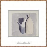 乔治莫兰迪Giorgio Morandi意大利著名的版画家油画家绘画作品集莫兰迪油画作品高清图片 (34)