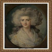 英国画家托马斯庚斯博罗Thomas Gainsborough肖像画家及风景图片 (25)
