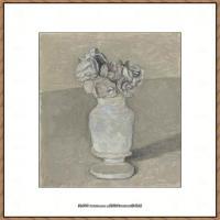 乔治莫兰迪Giorgio Morandi意大利著名的版画家油画家绘画作品集莫兰迪油画作品高清图片 (29)