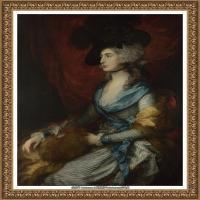 英国画家托马斯庚斯博罗Thomas Gainsborough肖像画家及风景图片 (48)