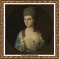 英国画家托马斯庚斯博罗Thomas Gainsborough肖像画家及风景图片 (36)