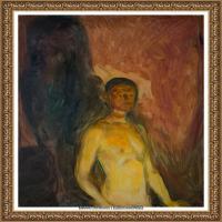爱德华蒙克Edvard Munch挪威表现主义画家绘画作品集蒙克作品高清图片 (15)