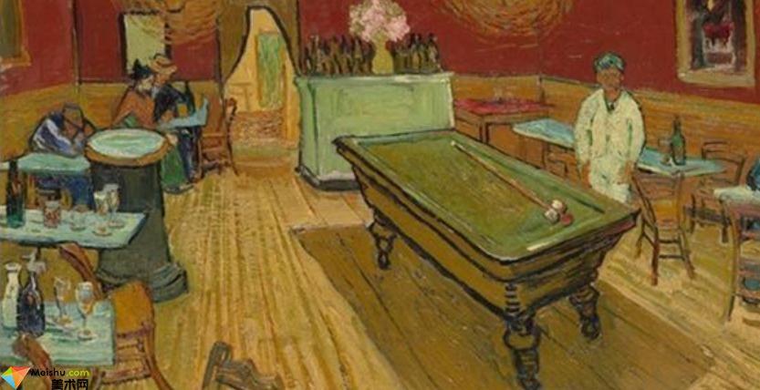 荷蘭畫家梵高-頭像展(二)