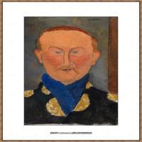 阿梅代奥莫迪利亚尼Amedeo Modigliani意大利著名画家绘画作品集油画作品高清图片Leon Bakst
