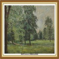 阿尔弗莱德西斯莱Alfred Sisley法国印象派画家世界著名画家风景油画高清图片 (9)