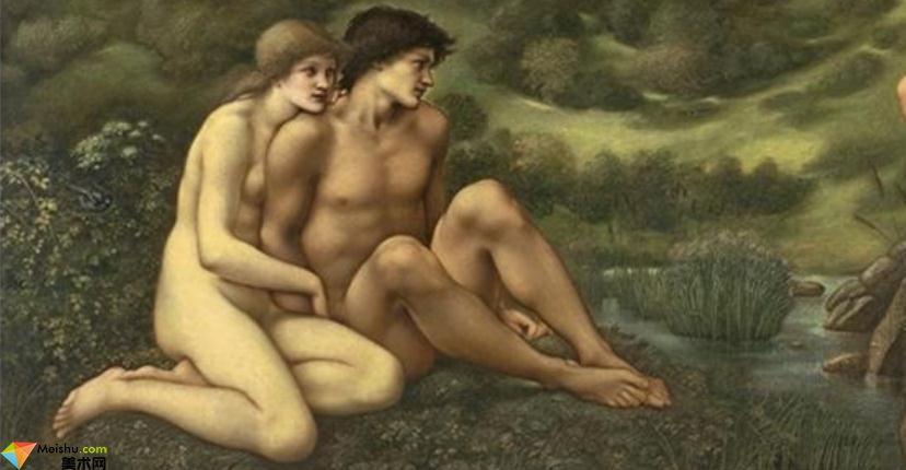 英国画家琼斯Jones-油画展