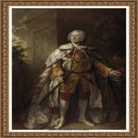 英国画家托马斯庚斯博罗Thomas Gainsborough肖像画家及风景图片 (23)