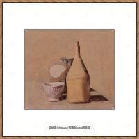 乔治莫兰迪Giorgio Morandi意大利著名的版画家油画家绘画作品集莫兰迪油画作品高清图片 (26)