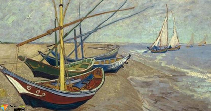 荷蘭畫家梵高-作品展(一)