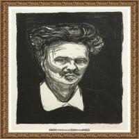 爱德华蒙克Edvard Munch挪威表现主义画家绘画作品集蒙克作品高清图片 (31)
