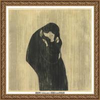 爱德华蒙克Edvard Munch挪威表现主义画家绘画作品集蒙克作品高清图片 (36)