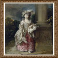 英国画家托马斯庚斯博罗Thomas Gainsborough肖像画家及风景图片 (24)