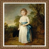 英国画家托马斯庚斯博罗Thomas Gainsborough肖像画家及风景图片 (96)