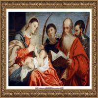 意大利画家提香韦切利奥Tiziano Vecellio西方油画之父提香大师作品高清图片威尼斯画派 (21)