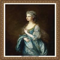 英国画家托马斯庚斯博罗Thomas Gainsborough肖像画家及风景图片 (39)