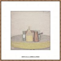 乔治莫兰迪Giorgio Morandi意大利著名的版画家油画家绘画作品集莫兰迪油画作品高清图片 (16)