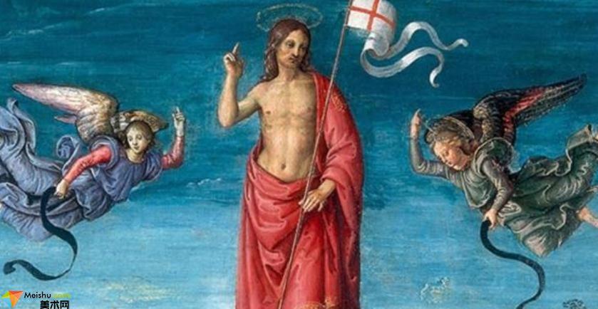 意大利画家拉斐尔Raphael-油画展(一)