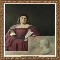 意大利画家提香韦切利奥Tiziano Vecellio西方油画之父提香大师作品高清图片威尼斯画派 (229)
