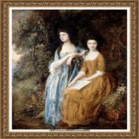 英国画家托马斯庚斯博罗Thomas Gainsborough肖像画家及风景图片 (108)