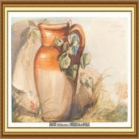 十九世纪英国画家约翰埃弗里特米莱斯John Everett Millais拉斐尔前派画家 (27)