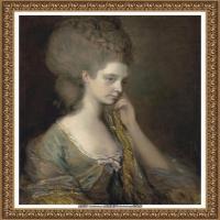 英国画家托马斯庚斯博罗Thomas Gainsborough肖像画家及风景图片 (8)