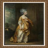 英国画家托马斯庚斯博罗Thomas Gainsborough肖像画家及风景图片 (21)