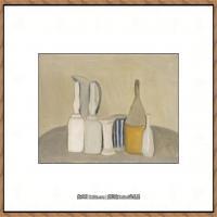 乔治莫兰迪Giorgio Morandi意大利著名的版画家油画家绘画作品集莫兰迪油画作品高清图片 (30)
