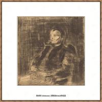 保罗西涅克Paul Signac法国新印象派点彩派大师西涅克绘画作品集Camille Pissarro  (Portra