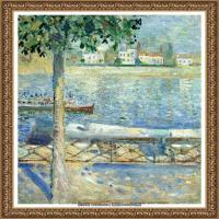 爱德华蒙克Edvard Munch挪威表现主义画家绘画作品集蒙克作品高清图片 (6)