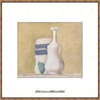 乔治莫兰迪Giorgio Morandi意大利著名的版画家油画家绘画作品集莫兰迪油画作品高清图片 (36)