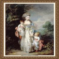 英国画家托马斯庚斯博罗Thomas Gainsborough肖像画家及风景图片 (118)