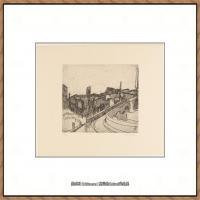 乔治莫兰迪Giorgio Morandi意大利著名的版画家油画家绘画作品集莫兰迪油画作品高清图片 (17)
