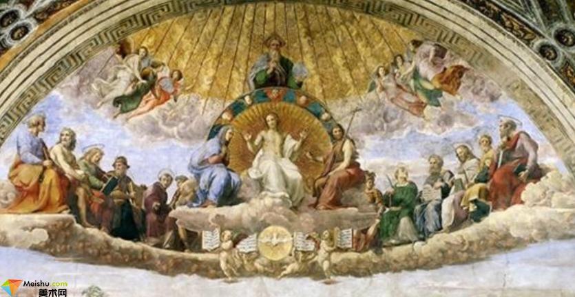 意大利画家拉斐尔Raphael-油画展(三)