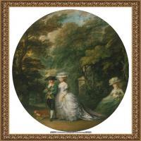 英国画家托马斯庚斯博罗Thomas Gainsborough肖像画家及风景图片 (103)