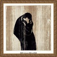 爱德华蒙克Edvard Munch挪威表现主义画家绘画作品集蒙克作品高清图片 (16)