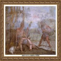 意大利杰出的画家拉斐尔Raphael神将治愈God has healed油画作品高清大图 (96)